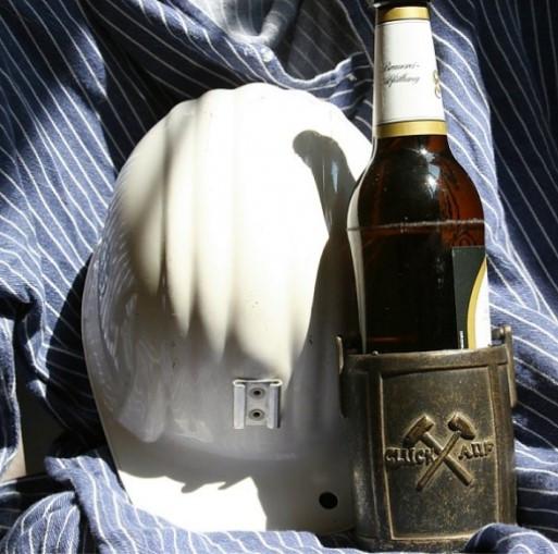 Kohle -Stahl - Bier