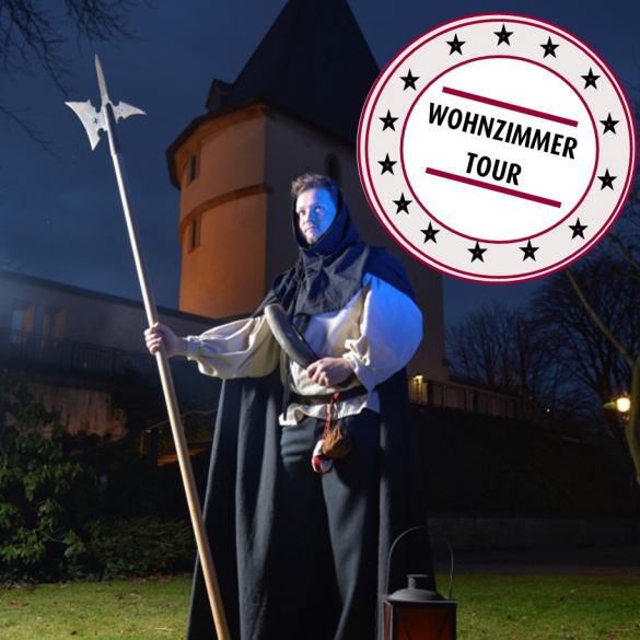 Sie wollten schon immer das Mittelalter einmal ganz hautnah erleben?   Dann lassen Sie sich bequem zu Hause von unserem Nachtwächter berichten,...