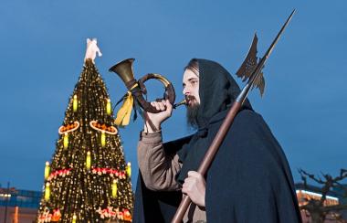 Stadtführung: Nachtwächter Adventführung