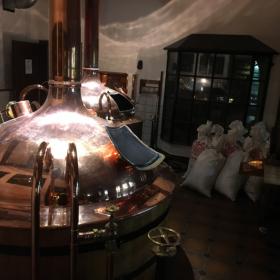 Kleine Bierführung plus Brauereibesichtigung