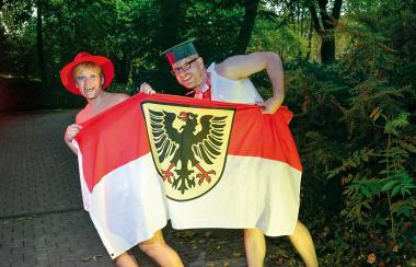 Citytour Dortmund: SchamOffensive