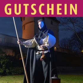 Gutschein: Nachtwächter Führung durch Dortmund
