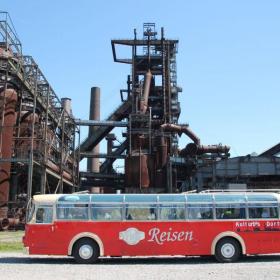 Bustour durch´s Revier: Dortmund, Essen, Duisburg