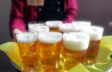 Citytour Dortmund: Bewegte Bierprobe