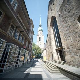 Historische Stadtführung durch die alte Stadt