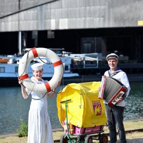 Stadtführung & Erlebnistour: Hafen Diplom Dortmund