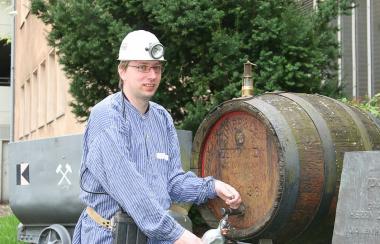 Stadttour: Bergbau & Bier