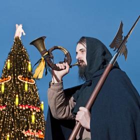 Stadtführung mit dem Nachtwächter zum Advent