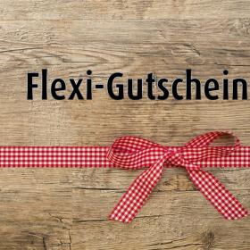 Flexi-Gutschein